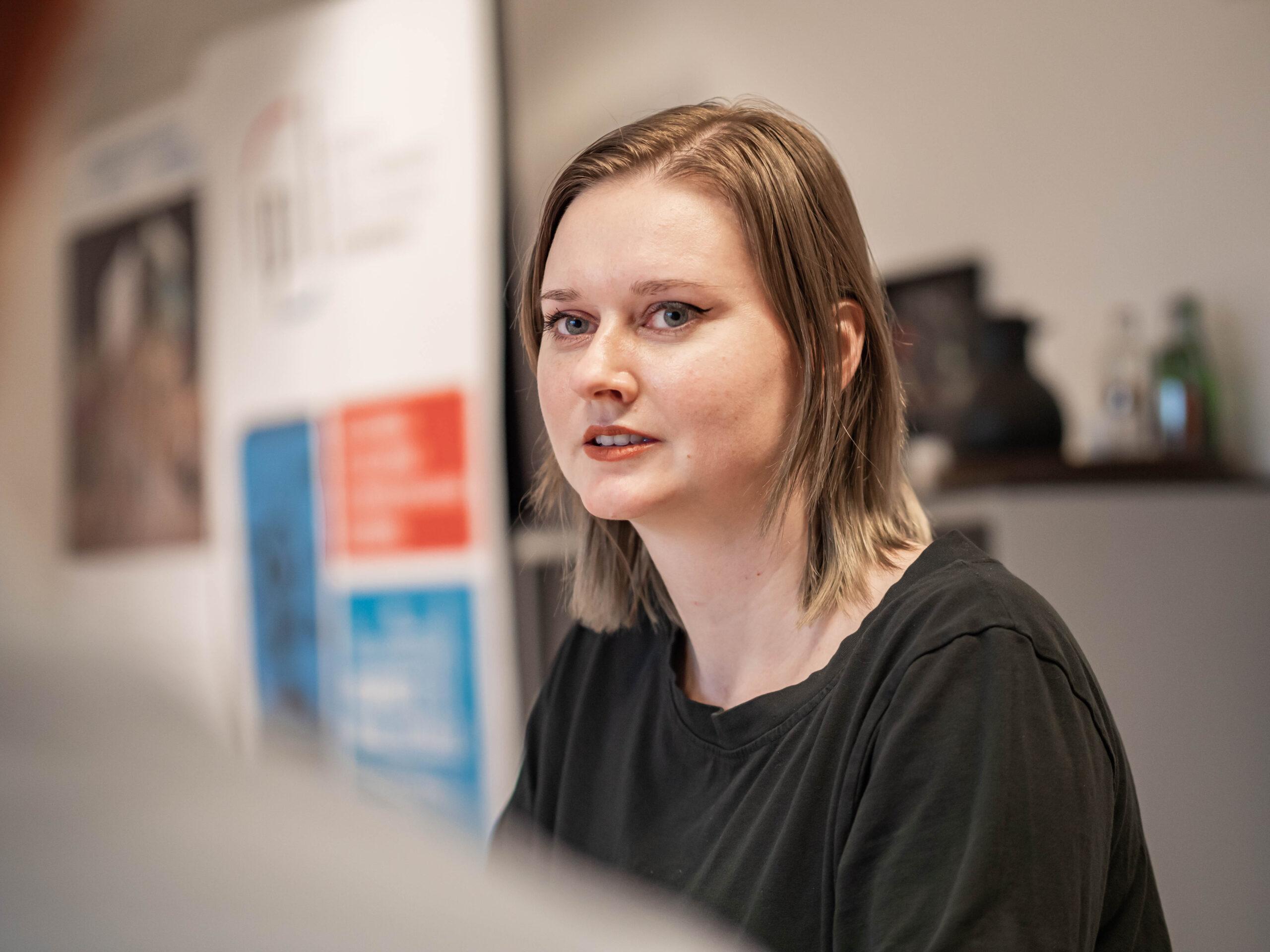 Natalia                                                    Slioutova                                                    - Secrétaire de Direction