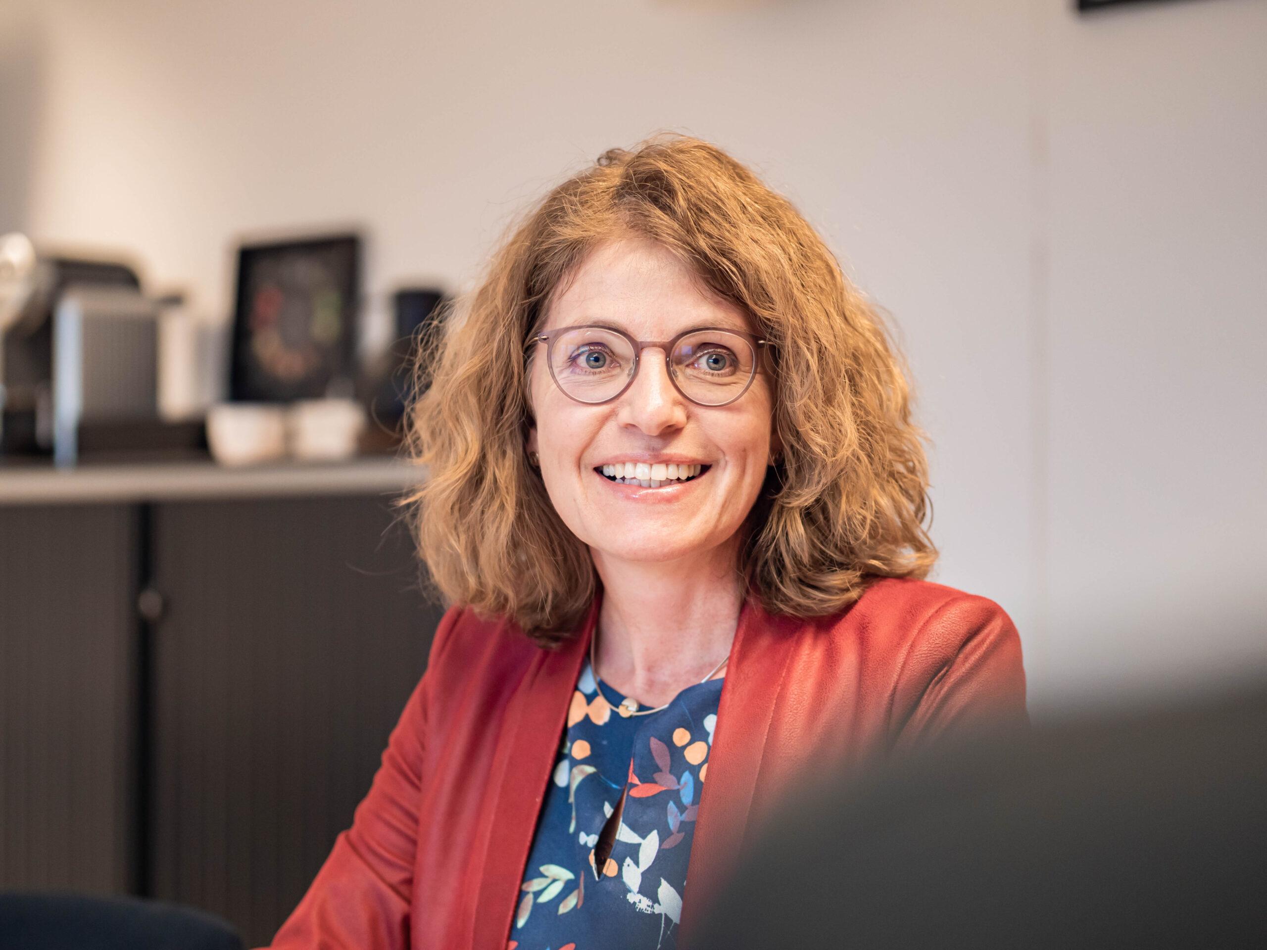 Sigrid                                                    Kohll                                                    - Responsable des relations extérieures